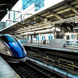 Robert Janitzek at Getting To Know The Bullet Trains of Japan